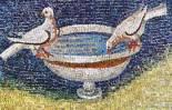 colombe mosaico