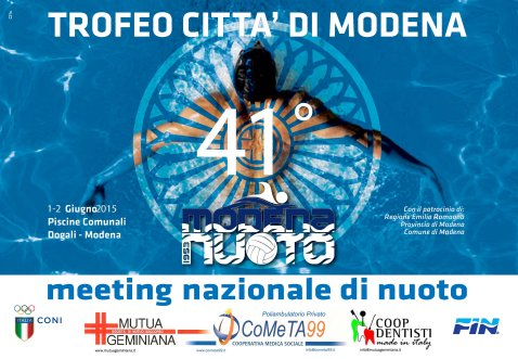 2015 MEETING NUOTO 41°newcometa