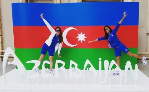 Schiazzano e Quaglieri a Baku