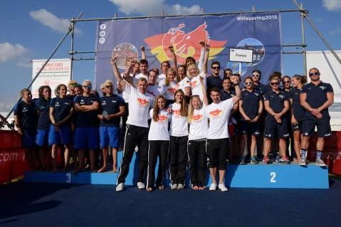 podio europa Germania campione