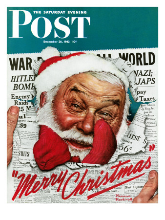 norman-rockwell-santa-s-in-the-news-saturday-evening-post-cover-december-26-1942